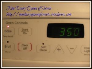 Preheat oven to 350*