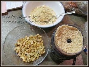 Powdered Cashews