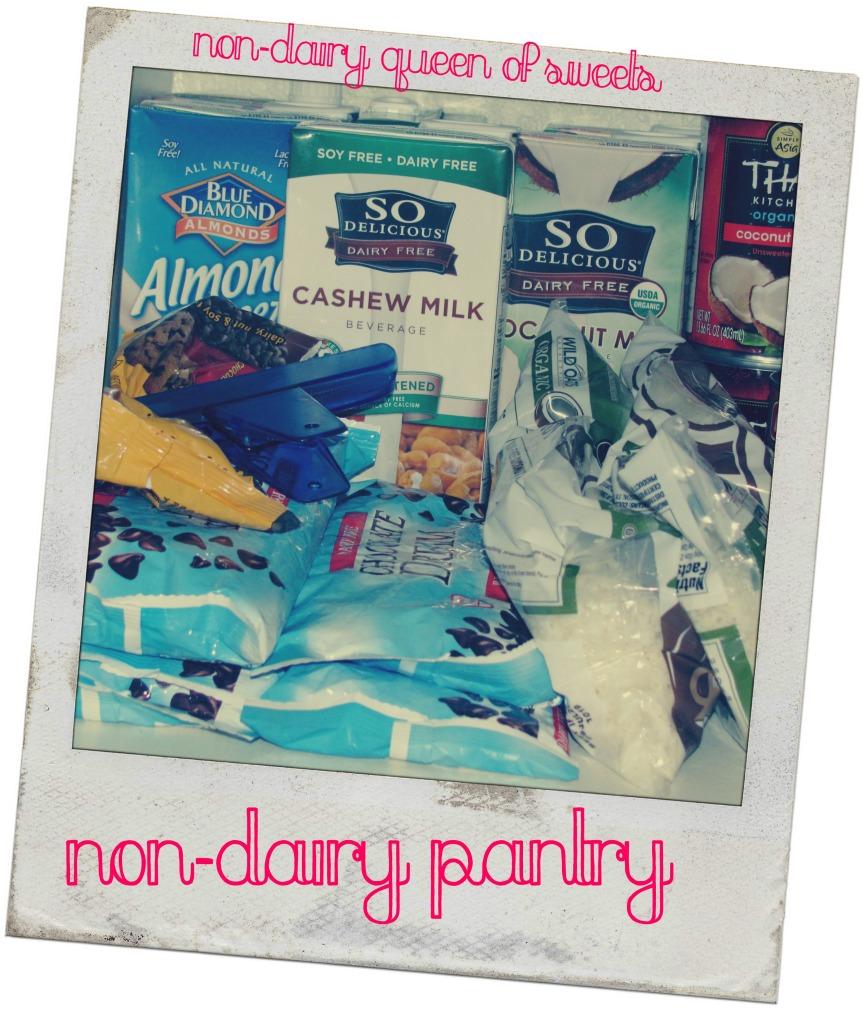 Non-Dairy Pantry