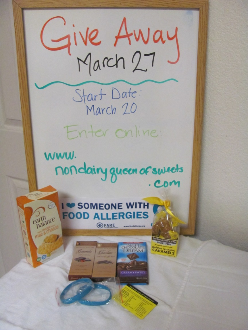 Celebrating One Year:Giveaway