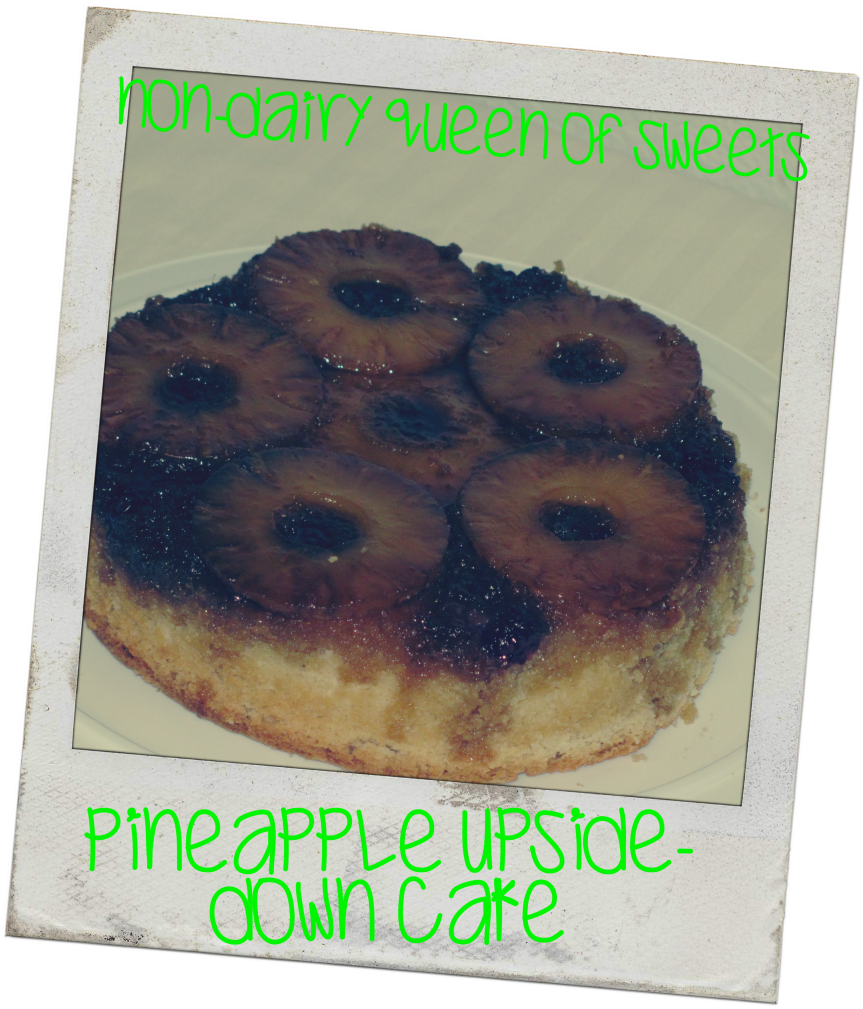 National Day Of Pineapple Upside-Down Cake –4/20